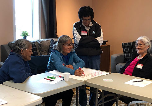 Elders at workshop in Ft McPherson.jpg