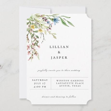 elegant_wildflower_bouquet_wedding_invit