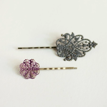 Opposites Attract Bobby Pins Set