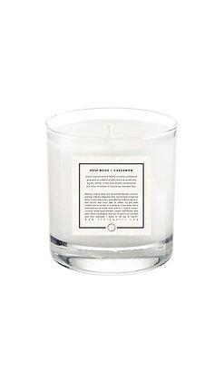 Soy Candle   Rose Wood + Cardamom