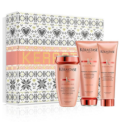 Discipline Luxury Gift Set For Smooth Frizz-Free Hair