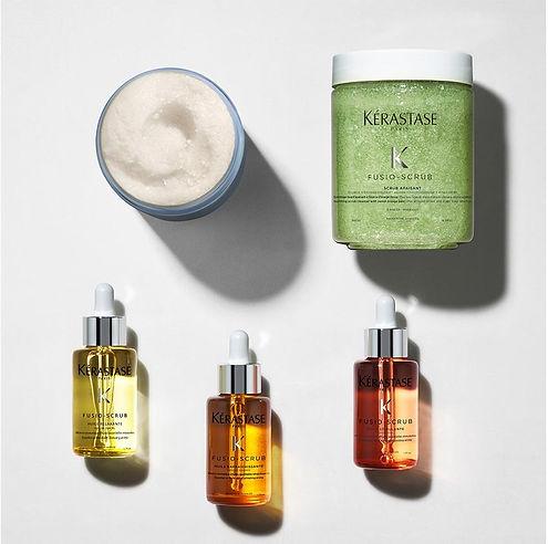 Kerastase Fusio Scrub Treatment for Scalp and Hair Health