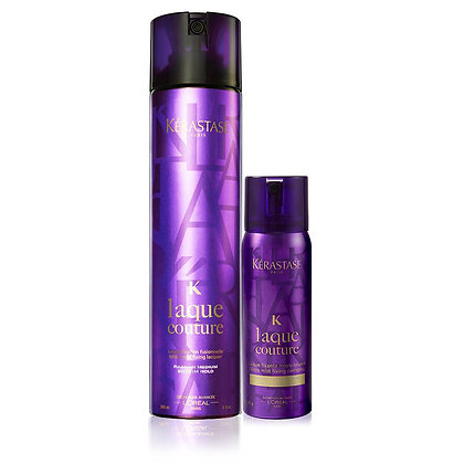 Laque Couture Hair Spray Duo Set