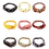 Thumbnail: 9 PC Set of Bohemian Print Headbands