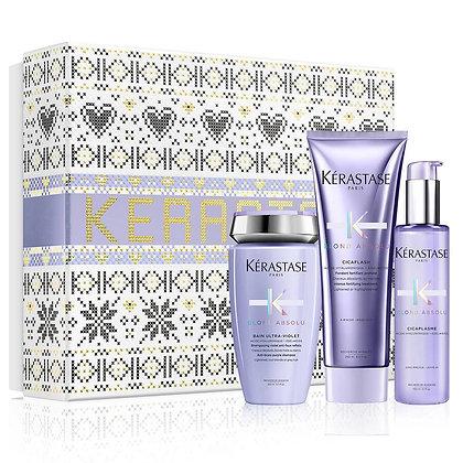 Blond Absolu Luxury Gift Set For Lightened Hair