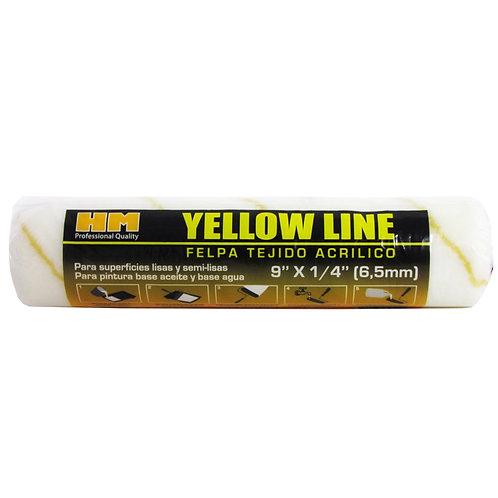 Felpa Yellow Line