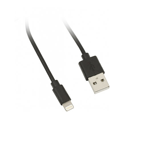 Cable tipo Lightning Negro