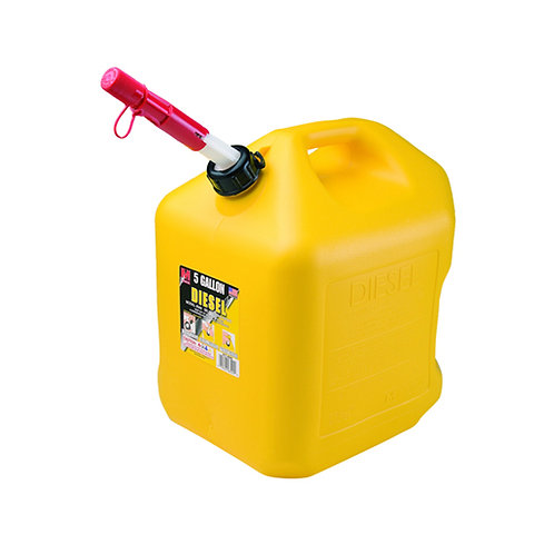 Tanqueta Diesel