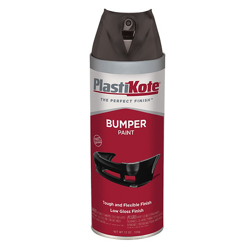 Pintura en Spray para Bumper