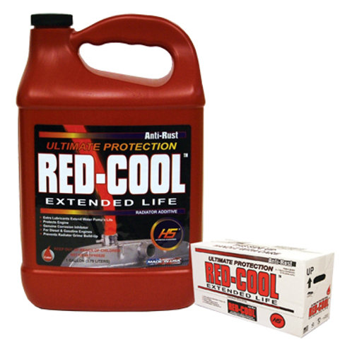 Coolant Rojo