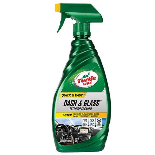 Limpiador para Dash y Vidrio