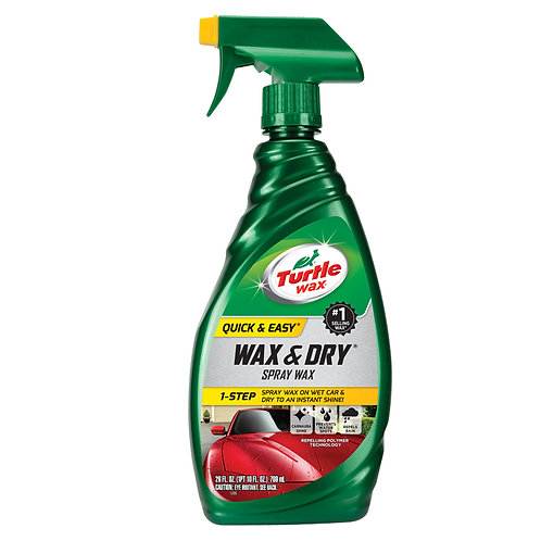 Cera en Spray Wax & Dry