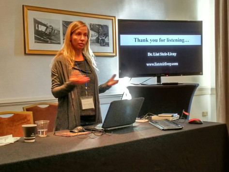 A talk at the Film & History conference in Milwaukee