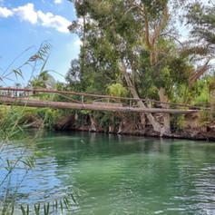 Jordan River - The Southern Part