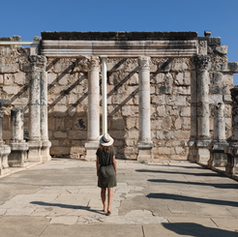 Capernaum - The Town of Jesus