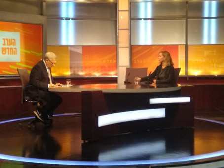 A TV Interview: New Aspects in Holocaust Reserach