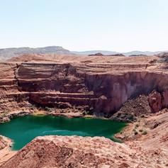 The lost Lake - Near Eilat