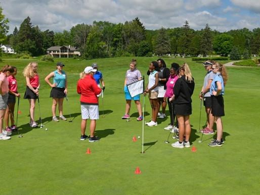 LPGA Foundation and Dow Great Lakes Bay Invitational team up