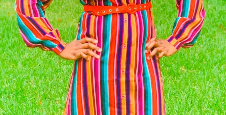 Frenzy Maxi Dress