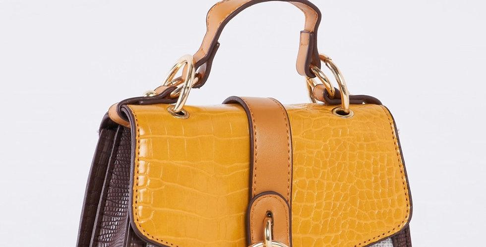 Mustard Vintage Handbag