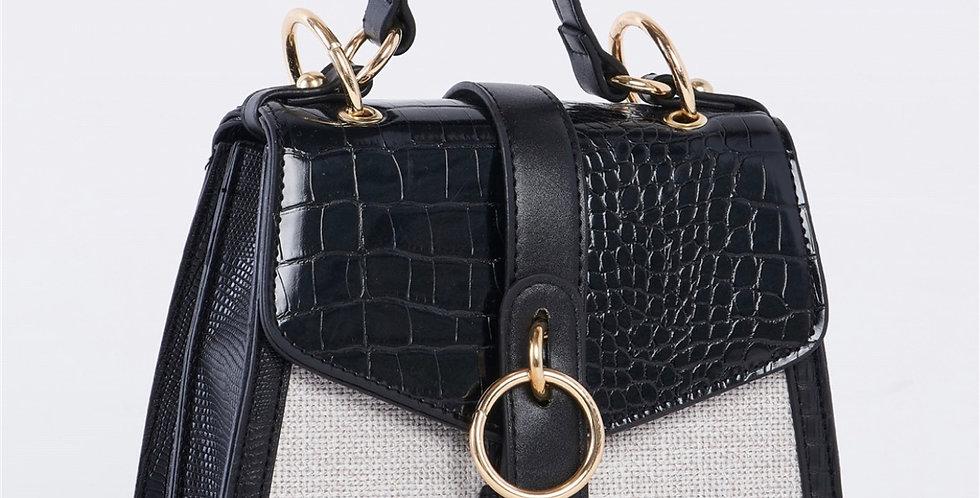 Black Vintage Handbag