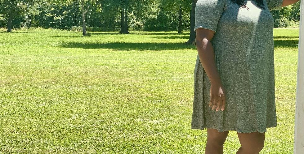 Everyday Shimmy Dress