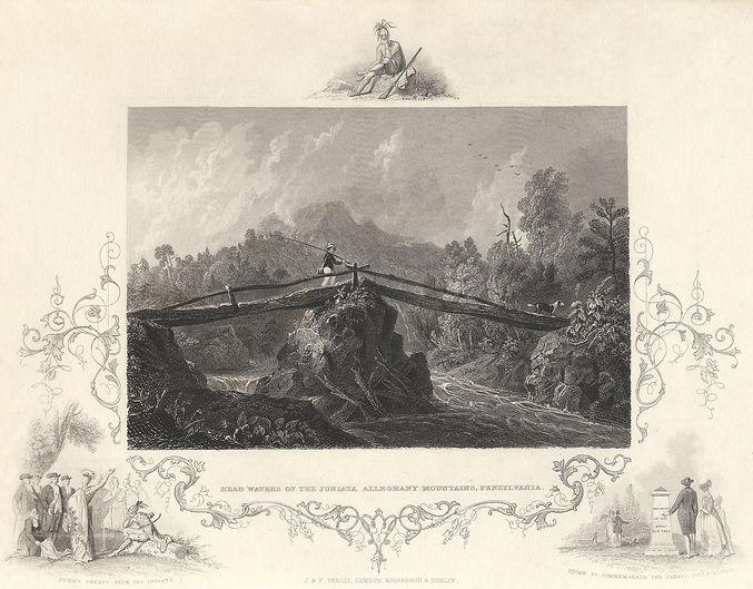 a8.Cole - Head Waters of the Juniata - v