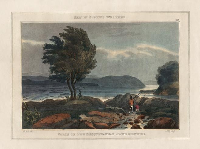 a5.Lucas - Falls of the Susquehanna Abov