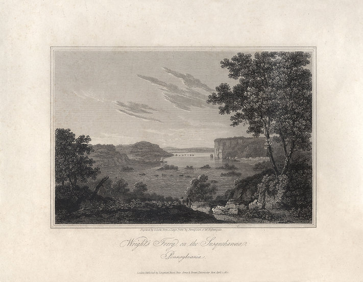 a4.Cooke - Wright's Ferry on the Susqueh