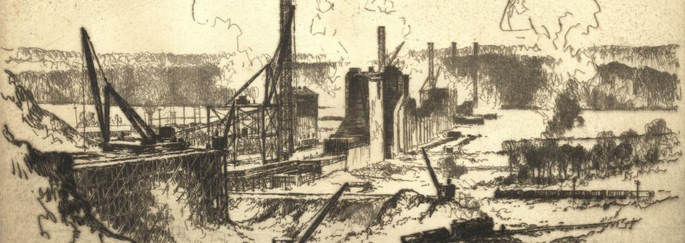 "Otto Kuhler, ""Harnessing the Susquehanna: Conowingo Dam"""