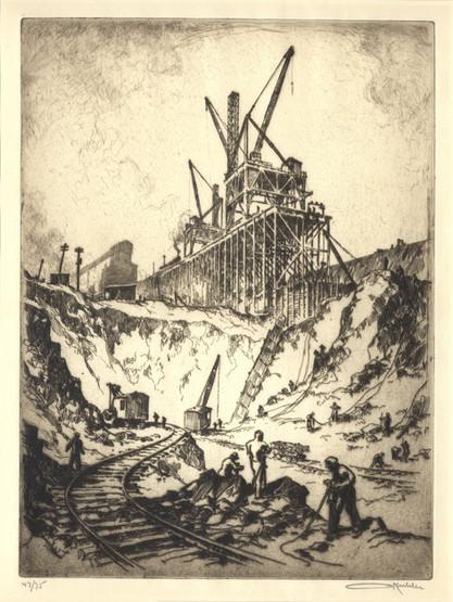 Kuhler - Harnessing the Susquehanna, Saf