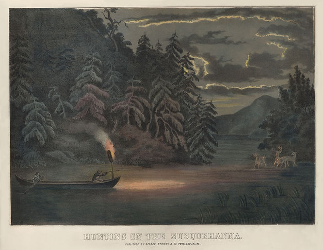 C4. Stinson - Hunting on the Susquehanna
