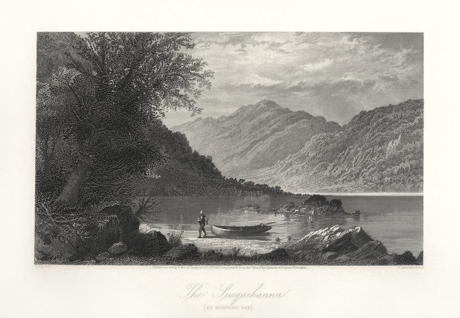 Granville Perkins - The Susquehanna (at