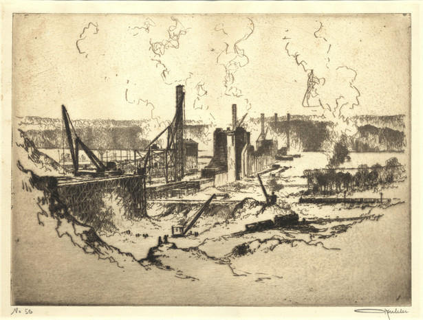 Kuhler - Harnessing the Susquehanna, Con