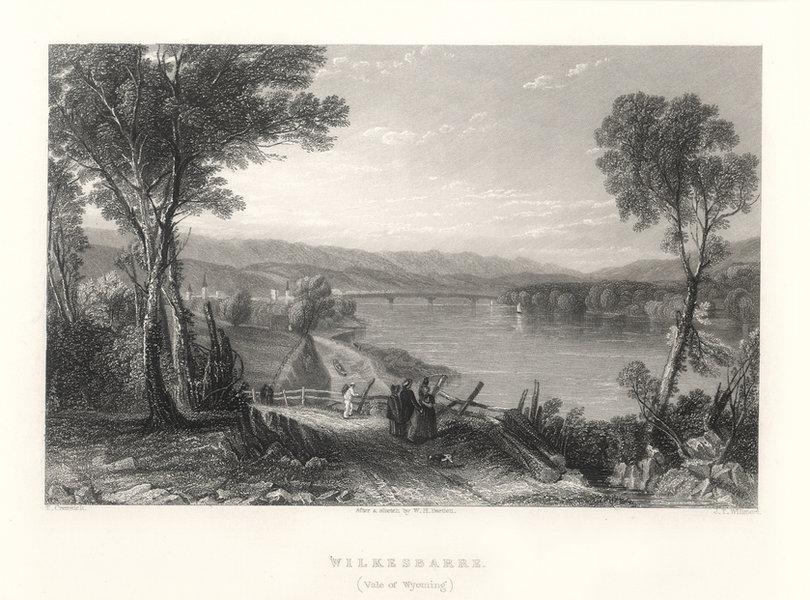B2. Bartlett - Wilkes Barre, Vale of Wyo