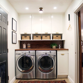 Renovating Your Laundry Room