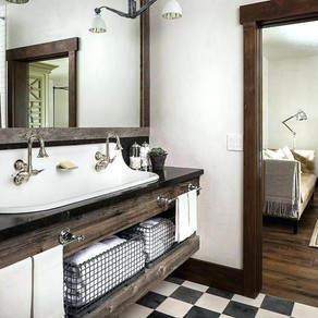 Make the Most of a Small Master Bath