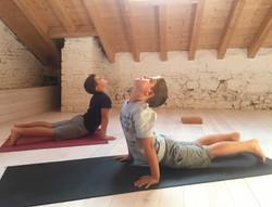 NUEVA CLASE - Yoga para niños