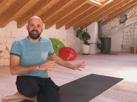 Pimer aniversario en el canal de Yoga Online