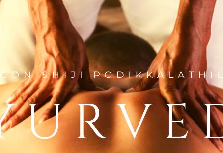 Semana del AYURVEDA con Shiji Podikkalathil del lunes 25 hasta el Sábado 30 de Noviembre.