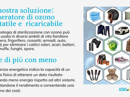 Igienizzare auto, vestiti e armadi durante il COVID19