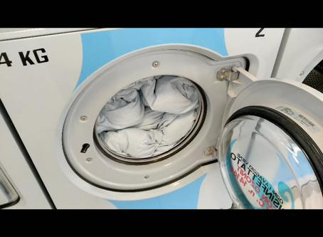 Come lavare un piumone matrimoniale in lavatrice