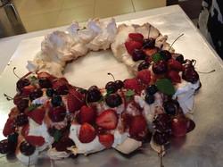 Pavlova Christmas 2015