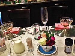 Birthday luncheon