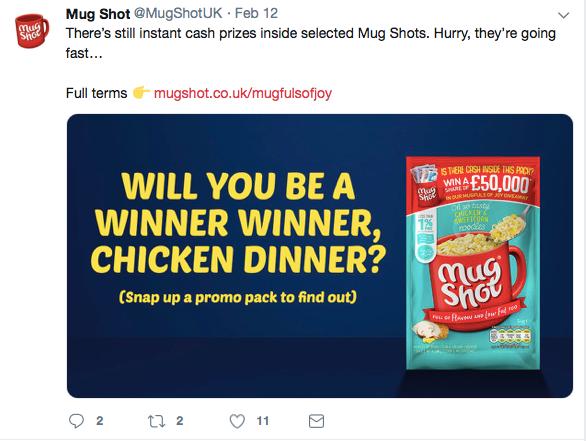 @MugShotUK Twitter Account