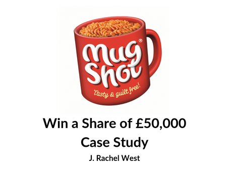 Mug Shot: Win a Share of £50,000 Case Study