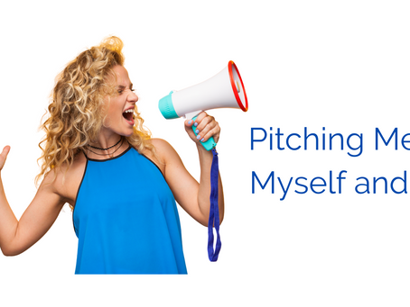 Pitching Me, Myself and I: A Guide on Elevator Pitches