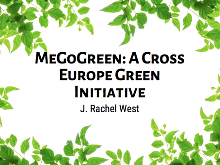 MeGoGreen- A Cross Europe Green Initiative