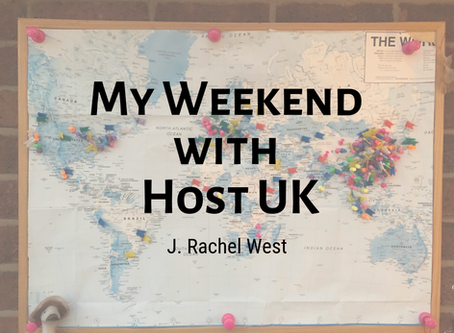 My Weekend with Host UK