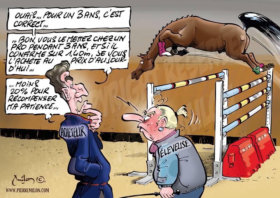 Dessin Pierre Milon